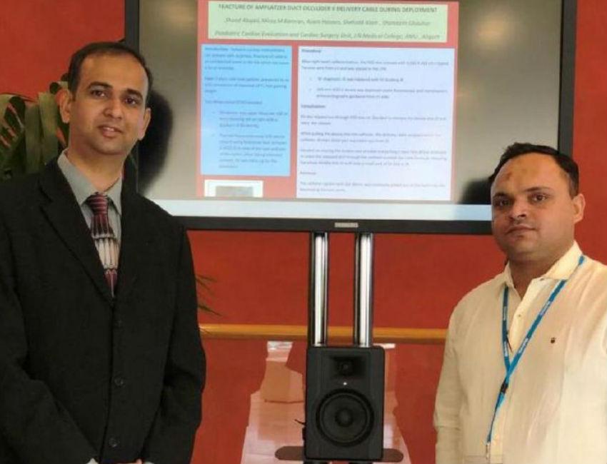 अलीगढ़ मुस्लिम यूनिवर्सिटी में उर्दू के बिगड़ते स्वरूप पर भारी चिन्ता, दोहा विवि के प्रोफेसर का शोध पढ़ने लायक