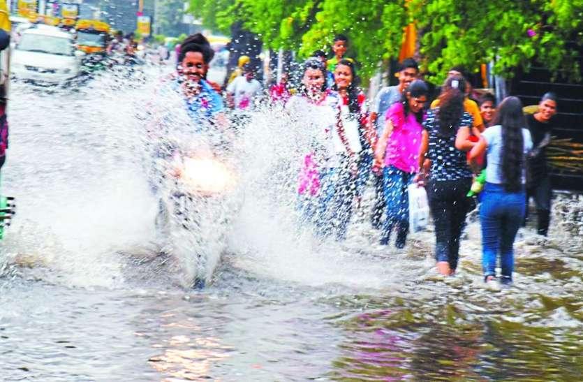 हर साल21.70 करोड़ रुपए खर्च, फिर भी आधा इंच बारिश में डूब जाता है शहर