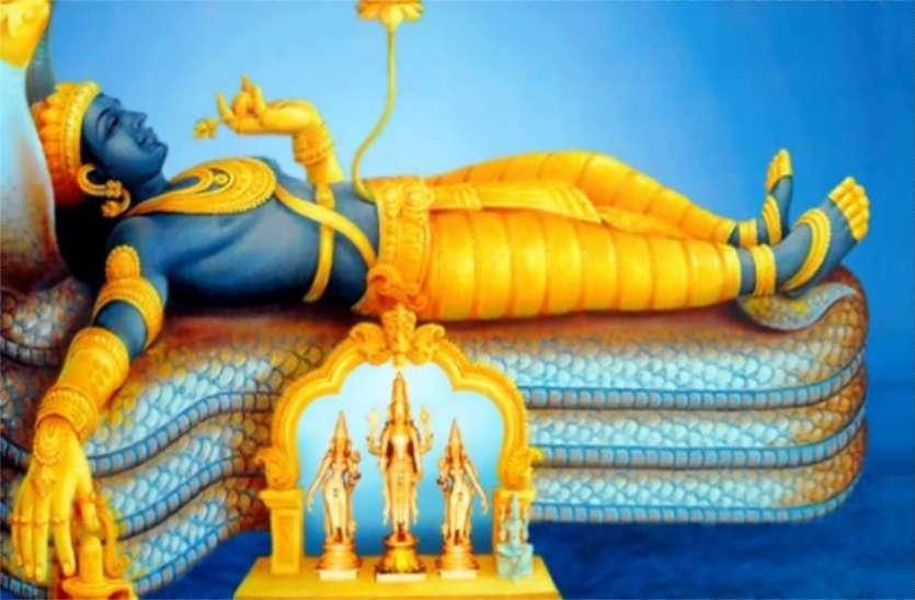 Devshayani ekadashi 2019 : इस विधि से श्री हरी की पूजा और व्रत, जानें शुभ मुहूर्त और व्रत कथा