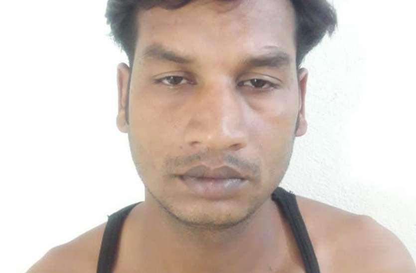 Police Station Break आरक्षक सोता रह गया और एनडीपीएस का आरोपी हो गया फरार