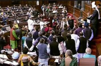 कर्नाटक क्राइसिस: लोकसभा और राज्यसभा में आज फिर हंगामे के आसार, कांग्रेस पीछे हटने को तैयार नहीं
