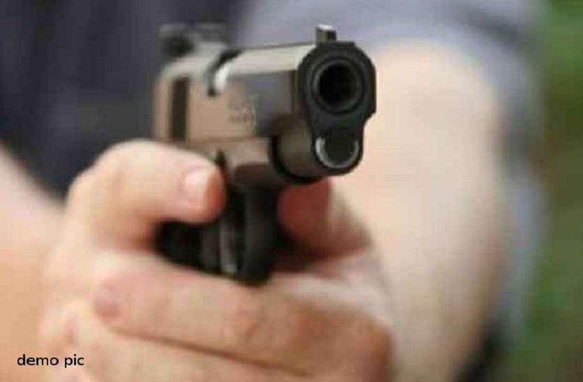 यूपी के गाजीपुर में स्कूल में घुसकर बदमाशों ने प्रबंधक को मारी गोली