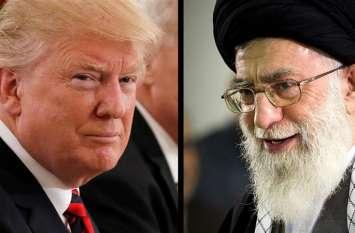 डोनाल्ड ट्रंप की ईरान को चेतावनी, और भी कड़े प्रतिबंध झेलने को तैयार रहें