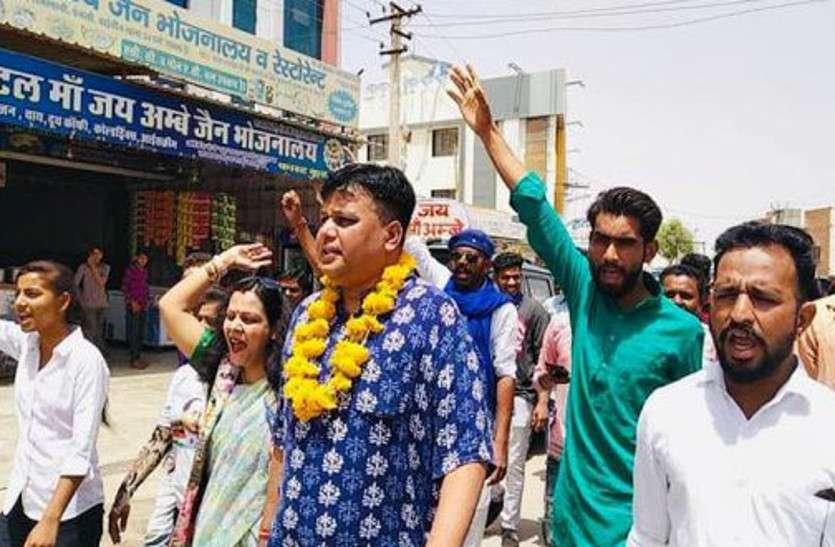 HC Accepts Former IPS Pankaj Choudhary plea on Barmer Jaisalmer seat