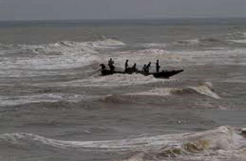 sad - काकद्वीप में शोक क ी छाया, 4 दिन बाद भी लापता मछुआरे