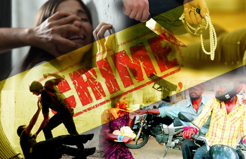 जयपुर कमिश्नरेट हुई फेल, शहर में बढ़े अपराध, अपहरण और बलात्कार के साथ हत्या लूट की वारदातें बढ़ी