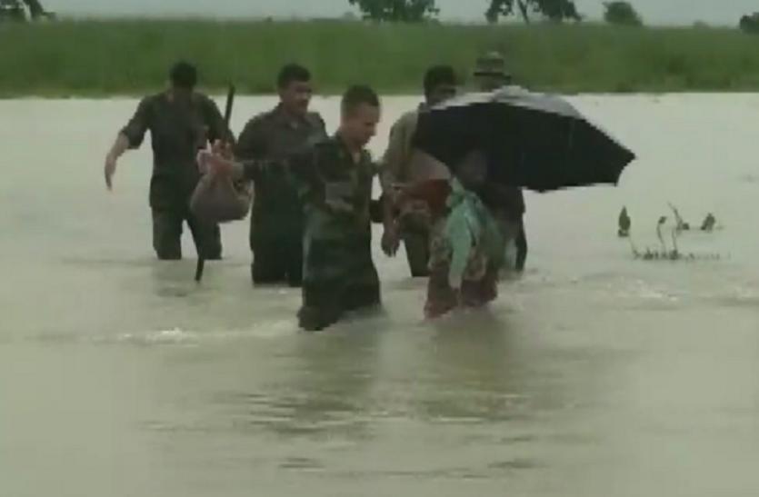 मौसमः दिल्ली-एनसीआर से रूठा मानसून, 6 राज्यों में भारी बारिश के चलते रेड अलर्ट जारी