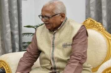 राज्यपाल राम नाईक 15 जुलाई को प्रेस-वार्ता में रखेंगे अपनी मन की बात