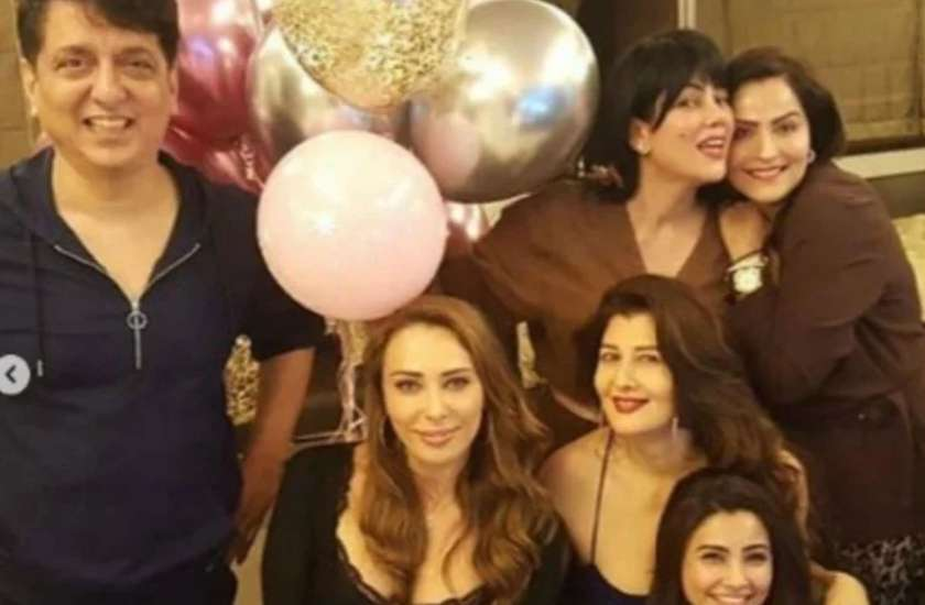 sangeeta-bijlani-birthday party