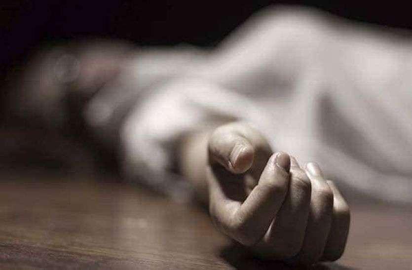 Crime on woman : फंदे पर झूली विवाहिता की मौत, पीहर पक्ष ने ससुराल पक्ष पर लगया हत्या का आरोप