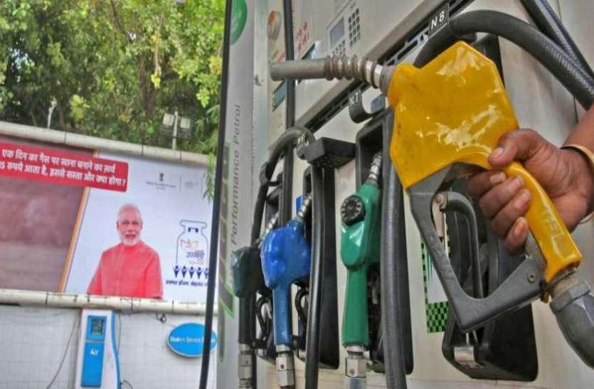 राजस्थान में तेल के दामों ने पकड़ी रफ्तार, एक सप्ताह में 6 रुपए बढ़ा पेट्रोल, डीजल 72 पार