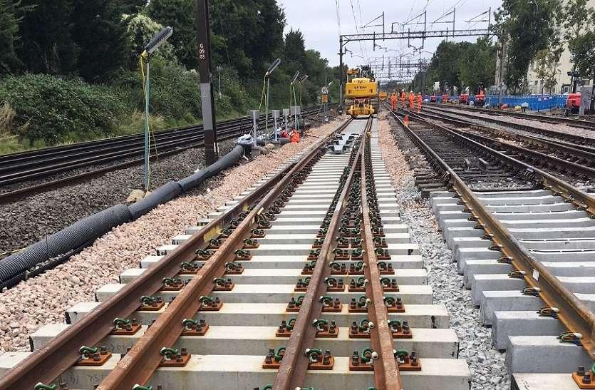 मेगा ब्लॉक में अब नहीं होंगी ट्रेनें लेट, बिना कैंसिल किये ही होगा रेलवे ट्रैक पर काम
