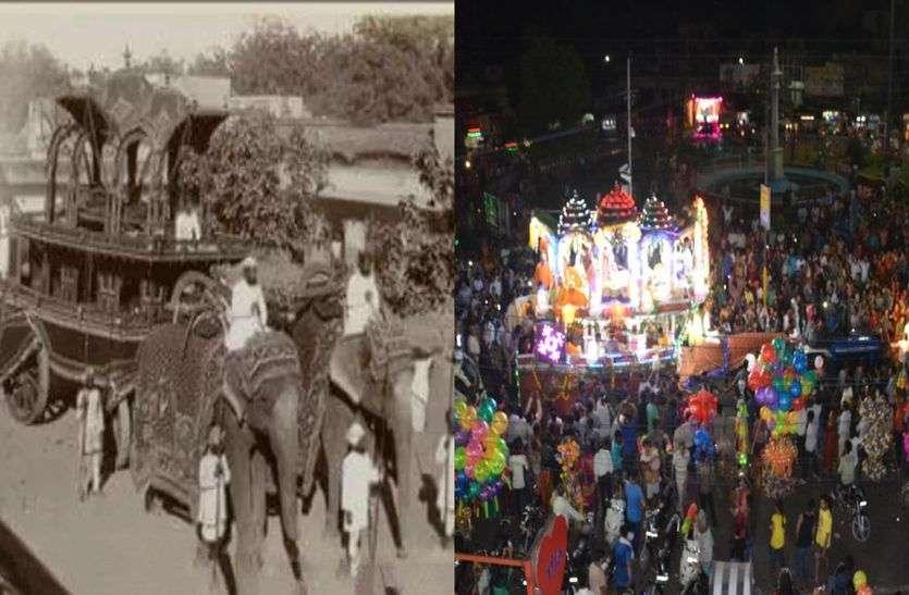 अलवर में करीब 155 साल पुरानी है भगवान जगन्नाथ की रथयात्रा, भगवान जगन्नाथ की भक्ति के रंग में रंगा हुआ है अलवर