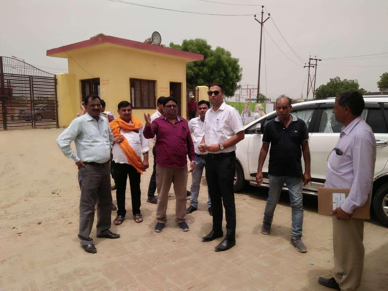 Ravindra Mander IAS