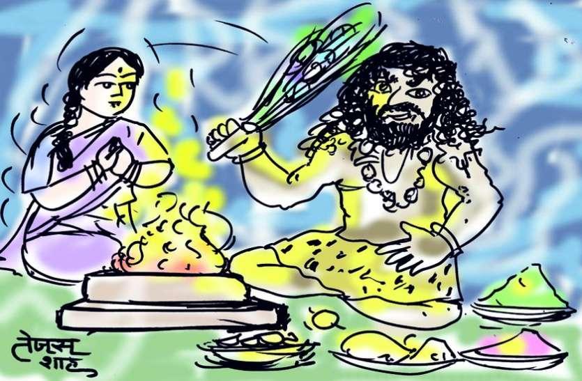surat news : भोपे से दगवाता था पति, त्रस्त पत्नी ने दी जान