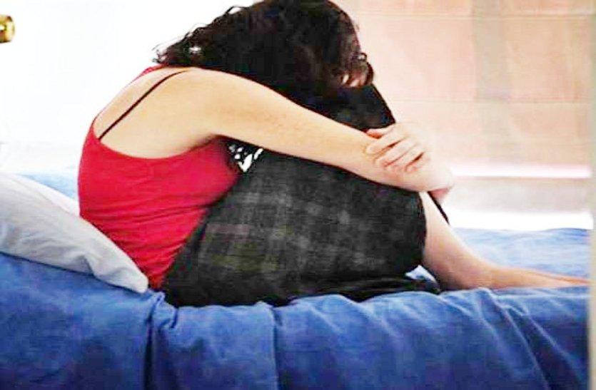 नाबालिग से बलात्कार के बाद फिर कराई शादी