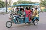 नहीं चलेगी ई-रिक्शा चालकों की मनमानी, तय होंगे रूट, नहीं जारी होंगे नए परमिट