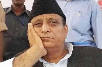 भू-माफिया घोषित होते ही आजम खान पर 10 और मुकदमे दर्ज, अब तक रजिस्टर हुए 23 केस