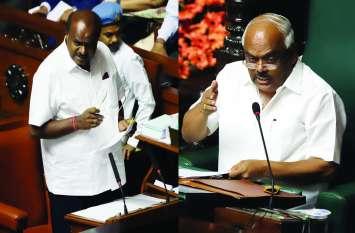 मुख्यमंत्री कुमारस्वामी विधानसभा में बहुमत साबित करने को तैयार