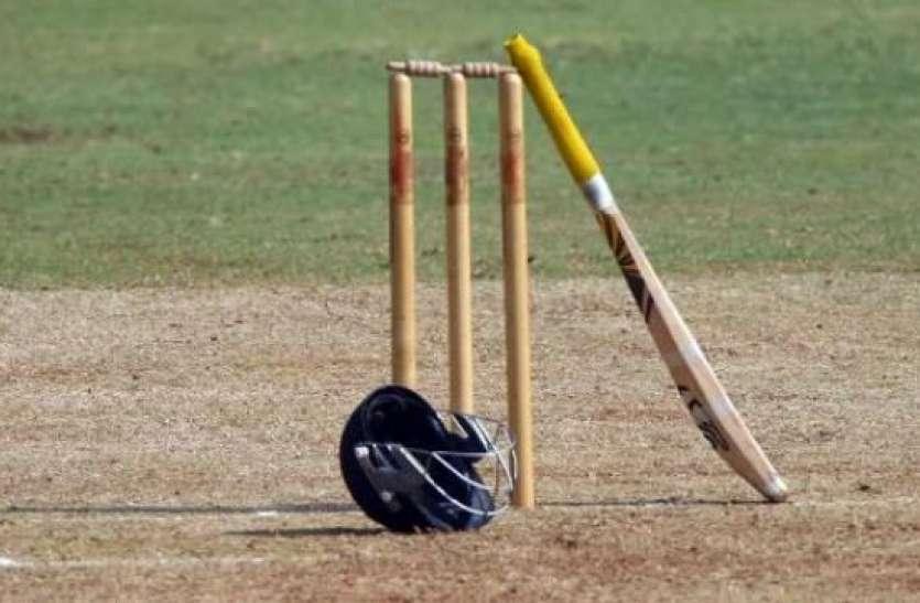 क्रिकेट के मैदान से दुखद ख़बर, गेंद लगने से क्रिकेटर की मौत