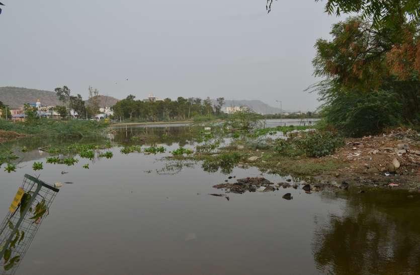 फतेहसागर झील की तरह फायसागर झील क्षेत्र का होगा विकास,बनेगा लेक फ्रंट