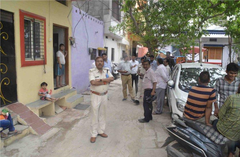 गुंडों की दहशत खत्म करने पुलिस ने उठाया अब ये 'प्रहारी' कदम....