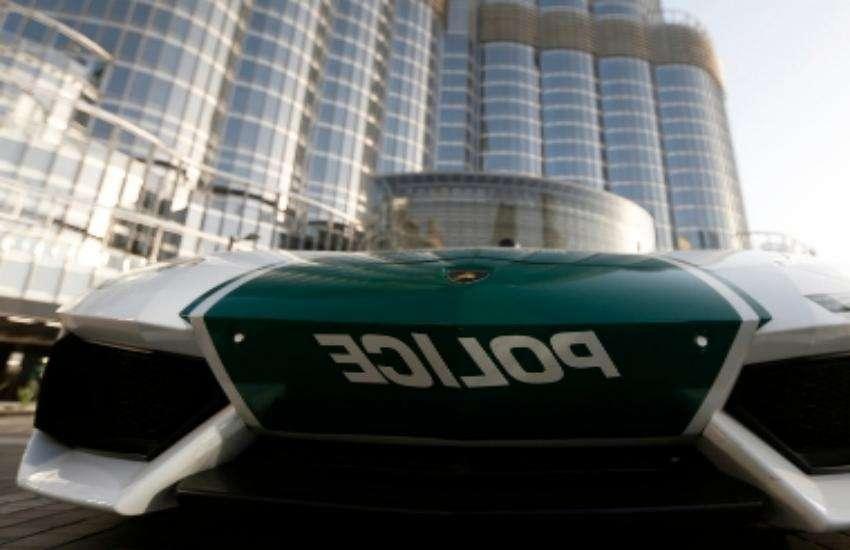 दुबई में बस हादसा