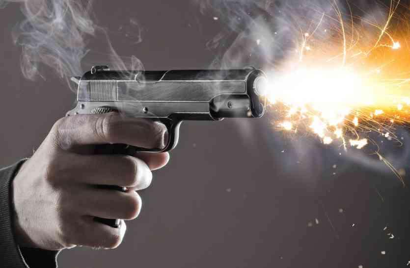 Police Encounter में एक बदमाश को लगी गोली, तीन फरार