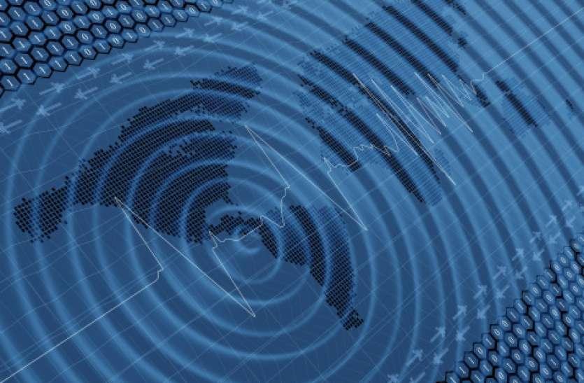 पापुआ न्यू गिनी में भूकंप के जोरदार झटके, रिक्टर स्केल पर 6.0 मापी गई तीव्रता