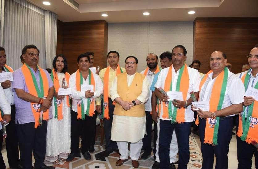 गोवा: BJP में शामिल होने वाले कांग्रेसियों को मिलेगा मंत्री पद, जल्द होगा मंत्रिमंडल विस्तार