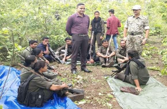Chhattisgarh: देश में पहली बार पुलिस बना रही शॉर्ट फिल्म, मूवी में सरेंडर नक्सली निभाएंगे अहम भूमिका