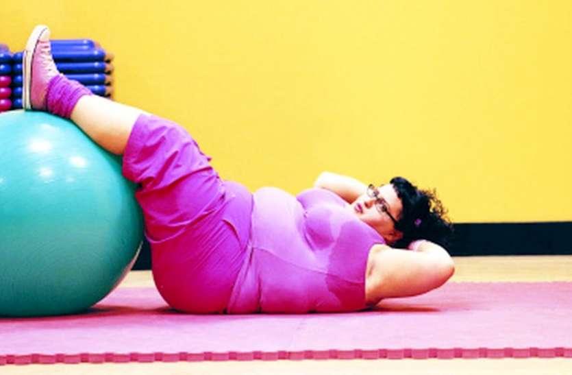 दो-पांच किलो के बाद क्यों नहीं घटता वजन?
