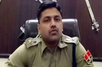 अलवर एसपी ने दोपहर को ऑनलाइन ठगी को लेकर नसीहत दी, शाम को 96 हजार रुपए पार