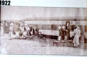ये तस्वीर है 1922 की, आज ही के दिन चली थी जयपुर-सीकर के बीच पहली ट्रेन, ऐसा था स्टेशन