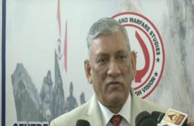 सेना प्रमुख बिपिन रावत का बड़ा बयान, बोले-चीन की ओर से भारत में नहीं हुई घुसपैठ