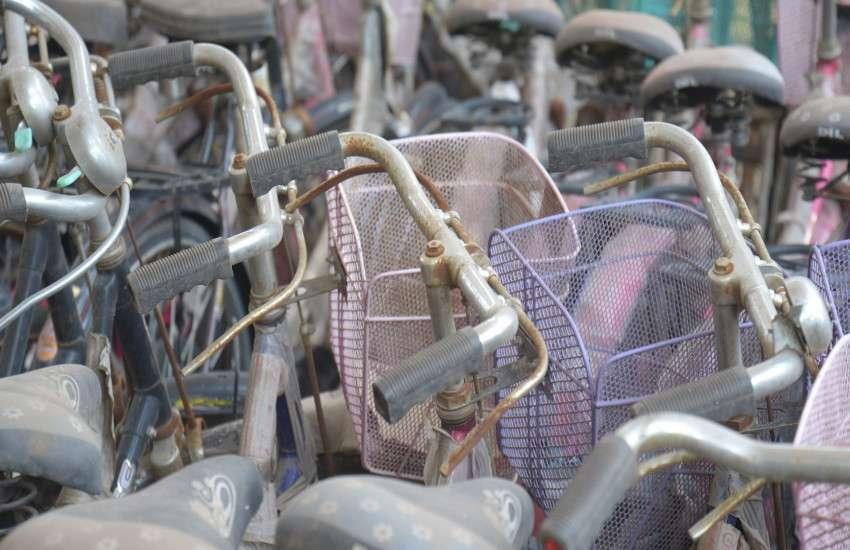 Saraswati bicycles