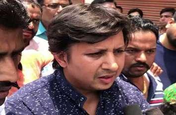 बल्लामार विधायक ने 8 दिन बाद भी नहीं दिया भाजपा के नोटिस का जवाब