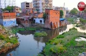 पौराणिक असि नदी की रक्षा को वाराणसी के नागरिकों, समाजसेवी संस्थाओं ने छेड़ी मुहिम