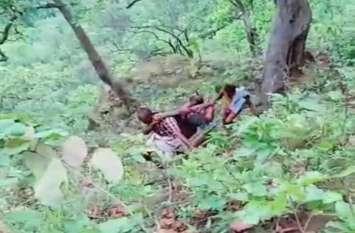 जाको राखे साईयां मार सके न कोय : पहाड़ से 50 फिट गहरी खाई में गिरी महिला 2 दिन बाद निकाली गई जिंदा