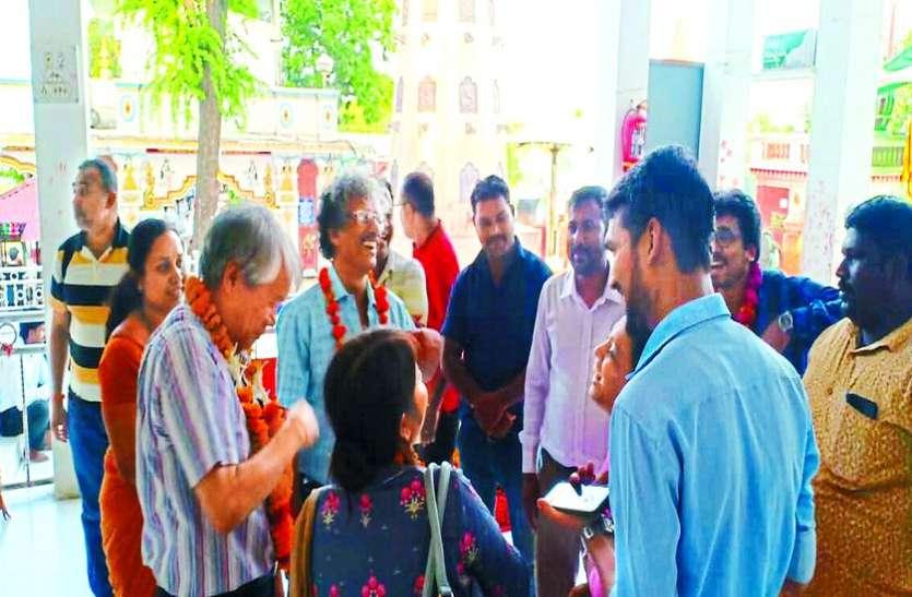 इंदौर के खजराना मंदिर में क्यों पहुंचा जापान का दल, जानें मामला