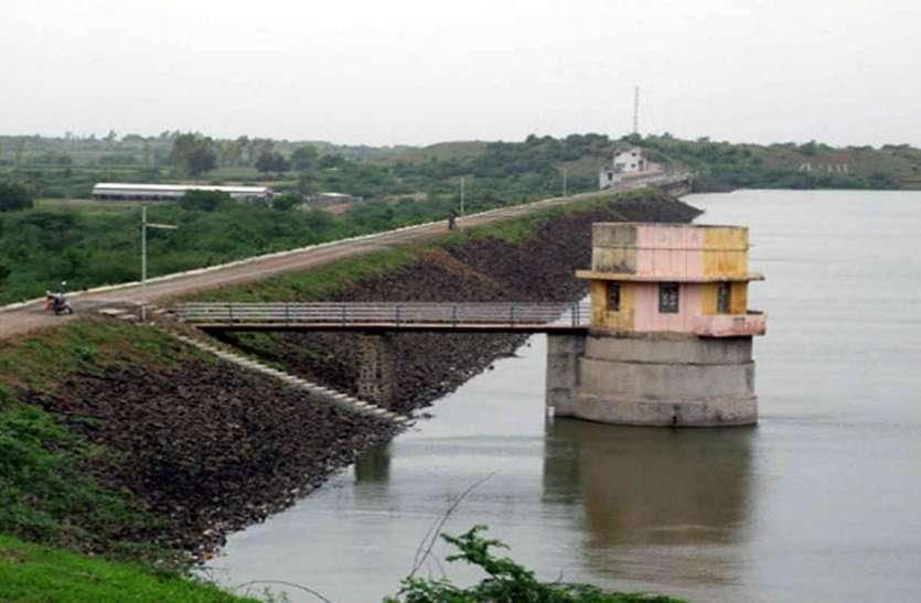 राजकोट :आठ गांवों को मिलेगा आजी-२ से ७० एमसीएफटी पानी