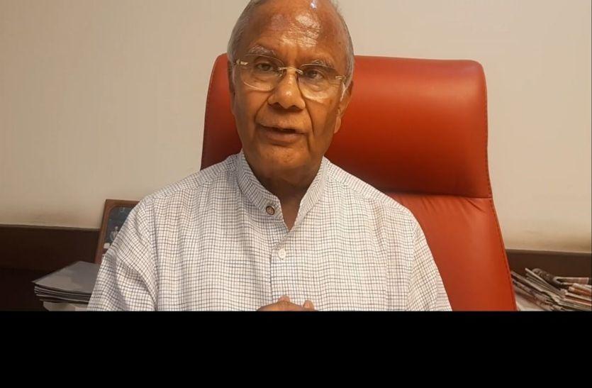 उद्योगपति डॉ. रमेश बाहेती बोले, मुंबई के इस व्यापारी ने बचने के लिए मेरे नाम ट्रांसफर कर दी सुपारी