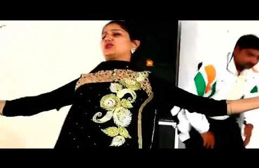 haryanvi dance sapna choudhary