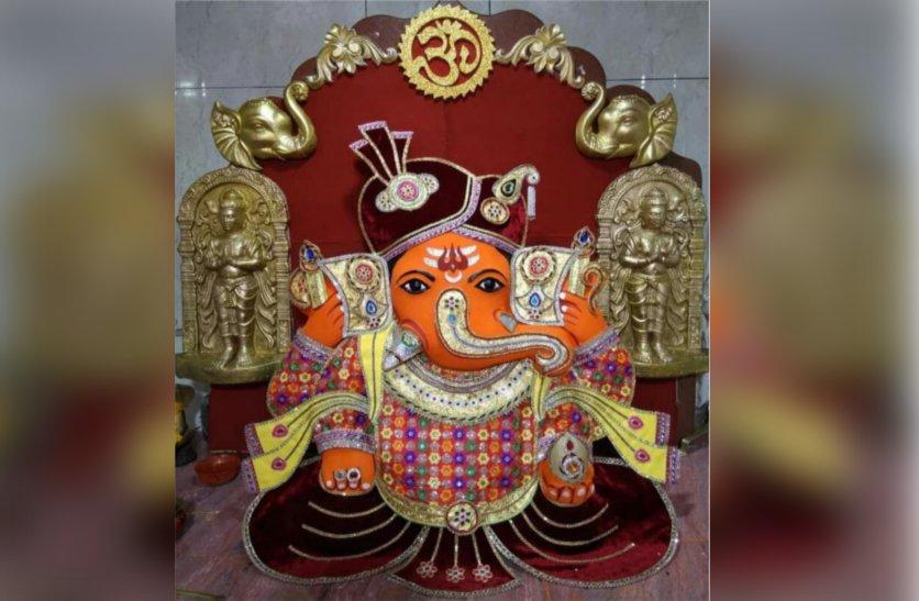 सिद्ध विनायक गणेश मंदिर : आस्था और मनोकामना का बंधन... कार्य सिद्ध होने की पहचान बन गया रेशम का धागा