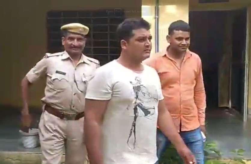 आनंदपाल गैंग के दो गुर्गे पुलिस गिरफ्त में, एक का सरेंडर, दूसरा अवैध कट्टे के साथ धरा गया