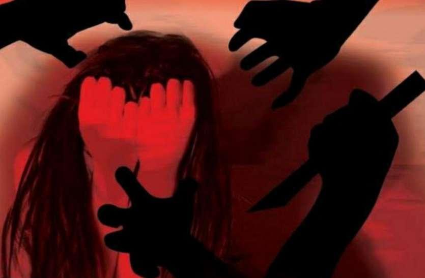 किशोरी को अगुवा कर ले जाने व बलात्कार मामले में गिरफ्तार तीन आरोपी जेल भेजे