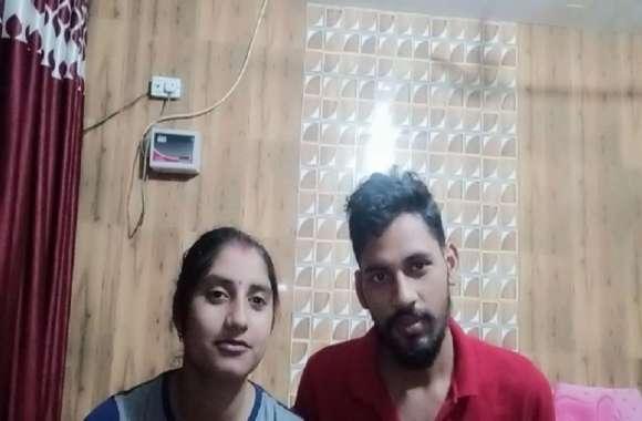 Bareilly की साक्षी के बाद Amroha की अनामिका का एक और वीडियो वायरल,पति के साथ आई सामने