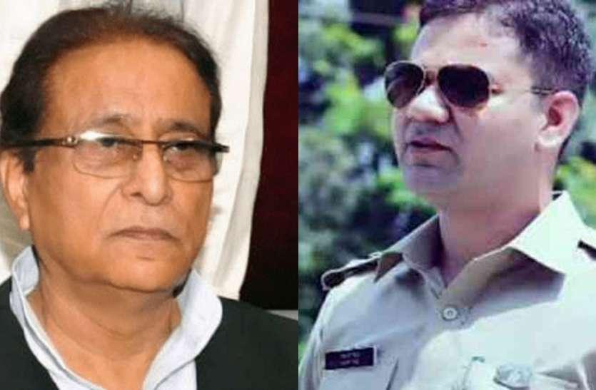 बड़ी खबरः एक्शन में एनकाउंटर मैन, कहा- किसी समय गिरफ्तार हो सकते हैं सपा सांसद आजम खान