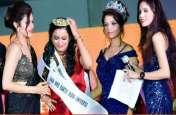 मिस एंड मिसेज ब्यूटी कान्टेस्ट में जोधपुर की नेहा माथुर मिसेज अर्थ इंडिया यूनिवर्स