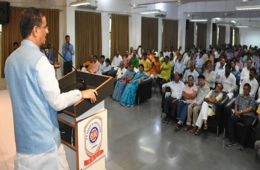 तबादले के लिए दर दर भटकते थे शिक्षक :उप मुख्यमंत्री डॉ दिनेश शर्मा